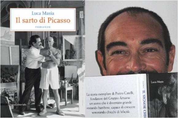 Luca Masia, autore de Il sarto di Picasso