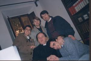 Shooting Pasta Barilla con Marco Messeri