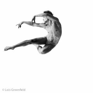 David Parsons nella bellissima foto di Lois Greefield